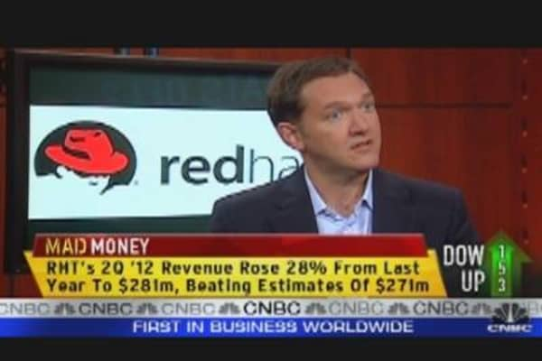 Cramer Finds Red Hat in the Rubble