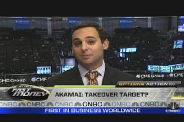 Akamai: Takeover Target?