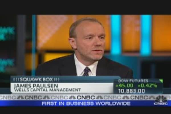 Why Paulsen Likes Emerging Markets