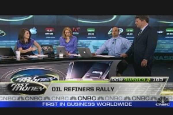 Oil Stocks on Fire & Aluminum is Cheap