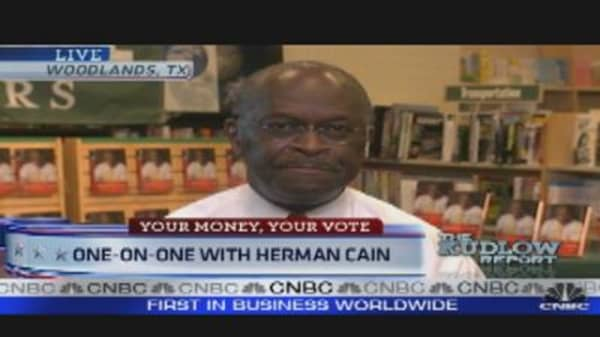 One-on-One with Herman Cain