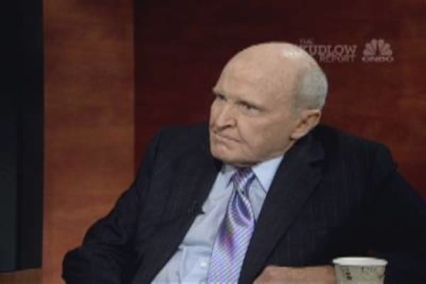 Jack Welch One-on-One