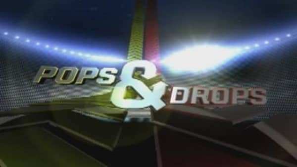 Fast Money Web Extra: Pops & Drops