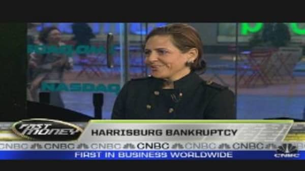 Harrisburg Bankruptcy & Muni Bonds
