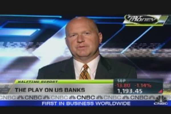 Look Ahead to Bank Earnings