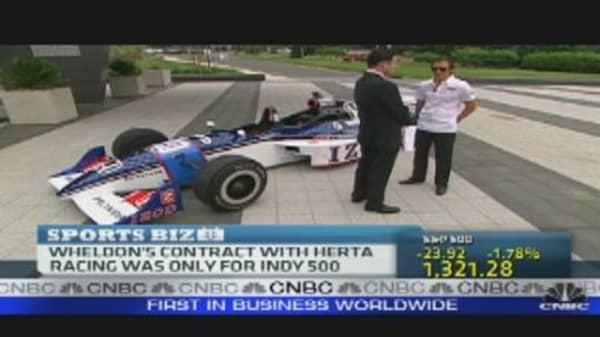 Indy 500 Winner Unemployed