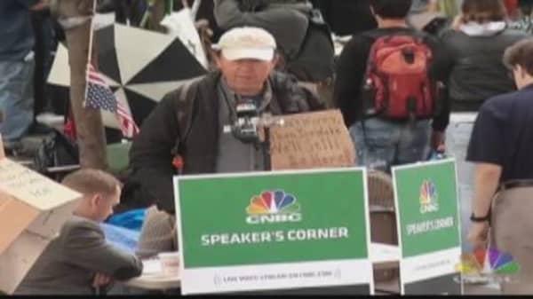 CNBC Speaker's Corner, Pt. 1
