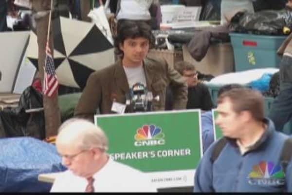 CNBC Speaker's Corner, Pt. 2
