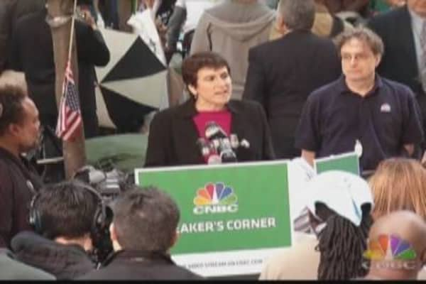 Occupy the Government, with Liz Abzug