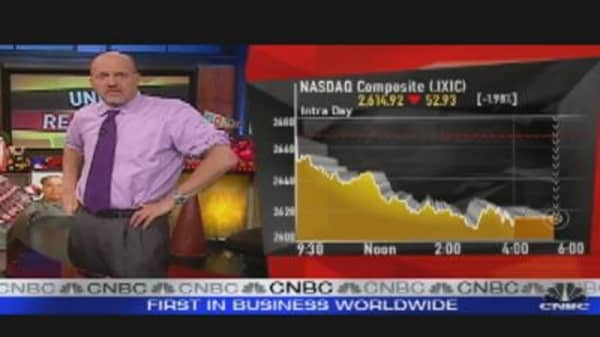 Mad Money Markets: Stocks Trade Together
