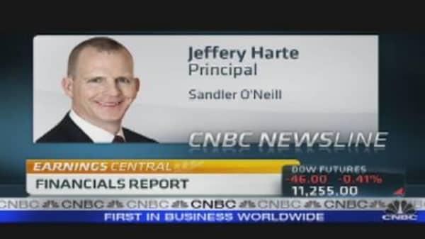 Financials Report: BAC & GS