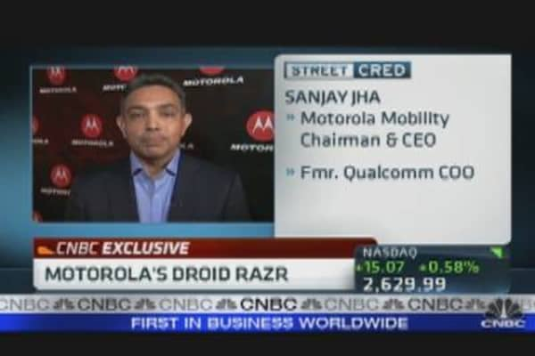Motorola's Droid Razr