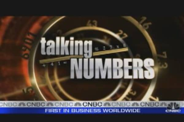 Talking Numbers: Apple Bubble?