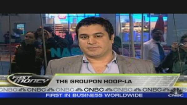 Is Groupon Rushing IPO to Stay Afloat?