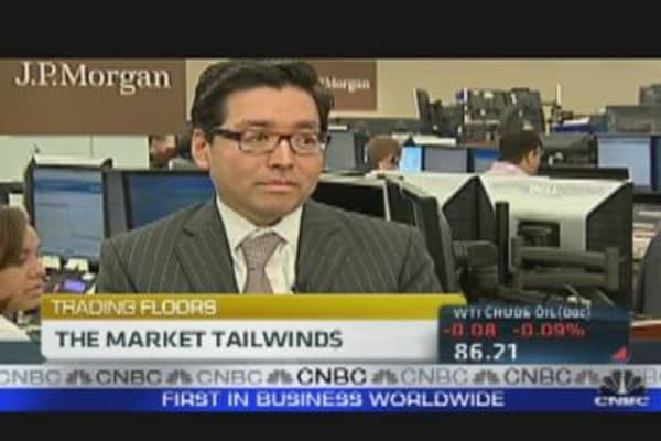 Market Tailwinds: Rally at Year End?