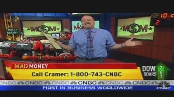 Cramer: Keep an Eye on EU this Weekend