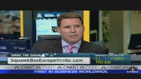 Euro Crisis Hurting Real Economy: Manager