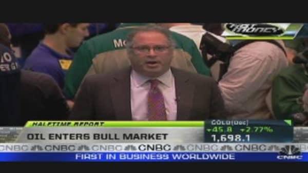 Oil Enters Bull Market
