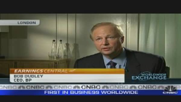 BP CEO: Oil Giant Has 'Great Future'