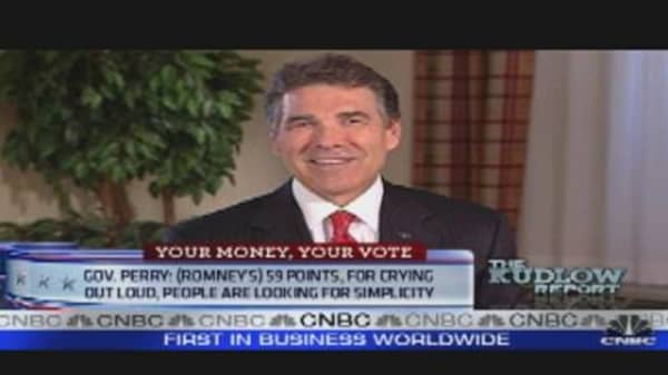 One-on-One with Gov. Rick Perry