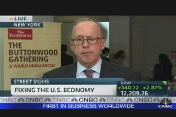 Fixing the U.S. Economy