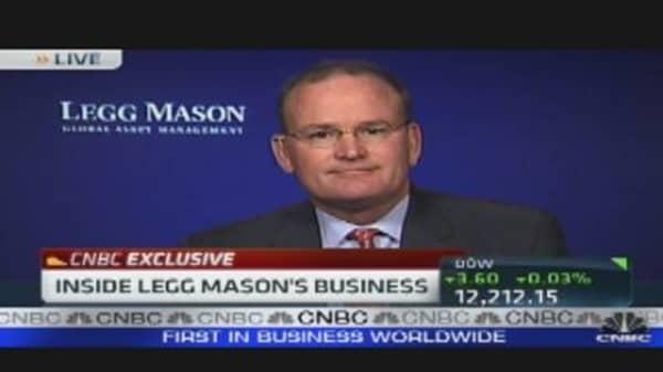Inside Legg Mason's Business