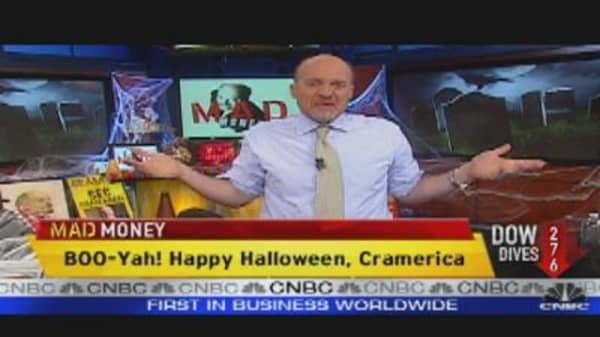 Cramer's 'Trickster' Stocks to Avoid