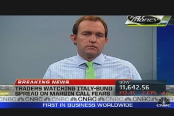 What Italy 10Y Bund Spread Reveals
