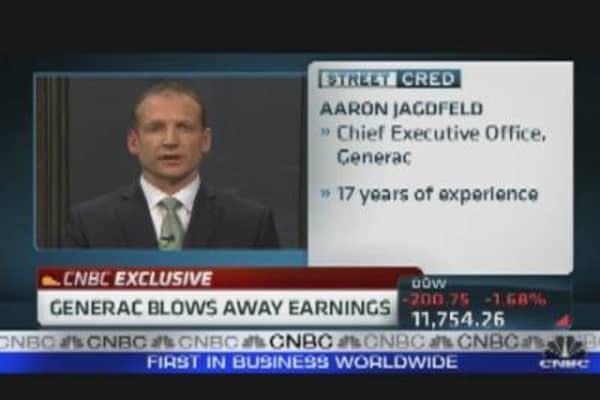 Generac Blows Away Earnings