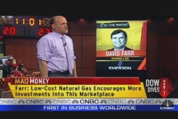 Emerson Electric: Path to Recovery