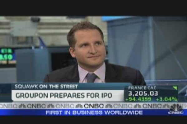 Groupon Prepares for IPO