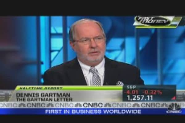 Gartman: Oil Going Higher, Demand Strong