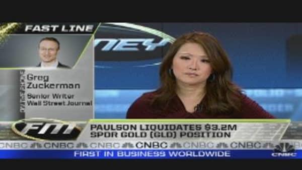 Paulson's BAC & Gold Trades