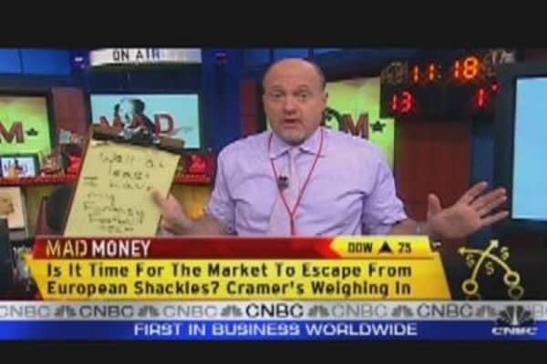 Cramer's Game Plan