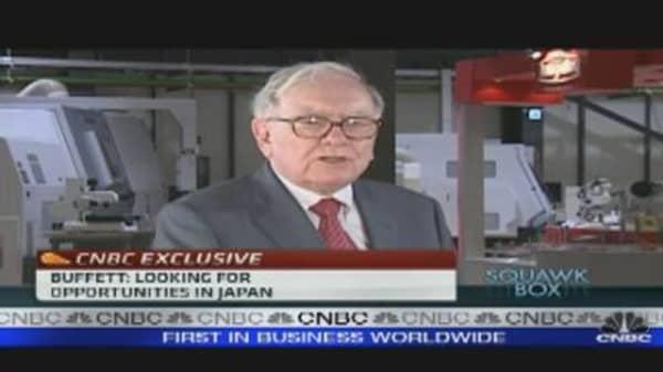 Buffett on Tesco