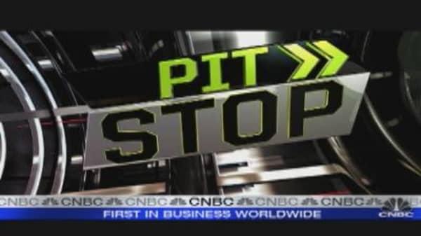 Pit Stop: Oil Price Check