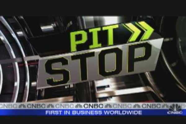 Pit Stop: Oil Price Check