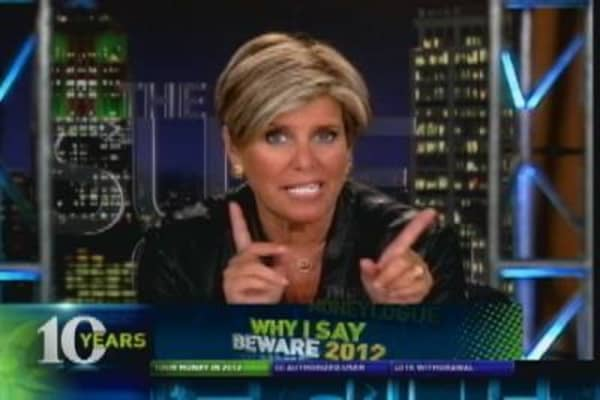 Moneylogue: Beware 2012