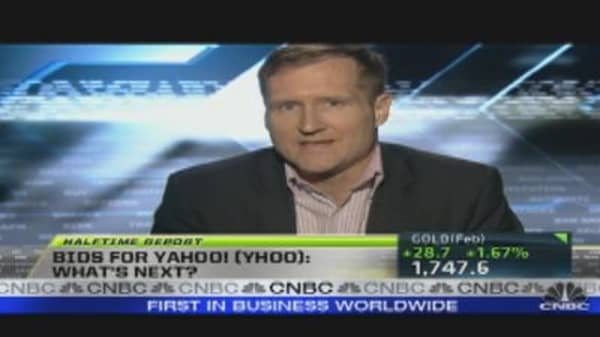 Yahoo Deal in the Works?