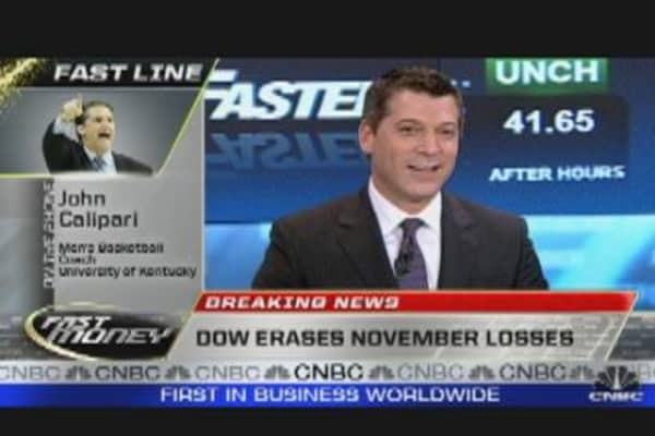 Commodities Rally On