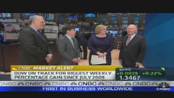 Will Jobs Report Help S&P 500?