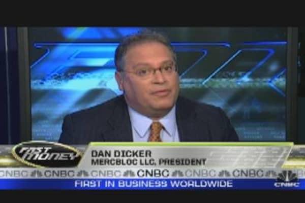 Nat Gas Target with Dan Dicker
