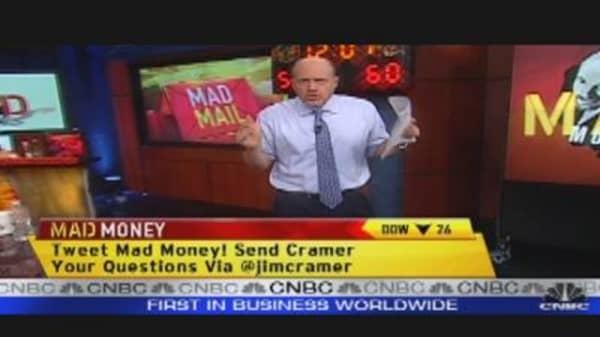 Cramer Does His Homework