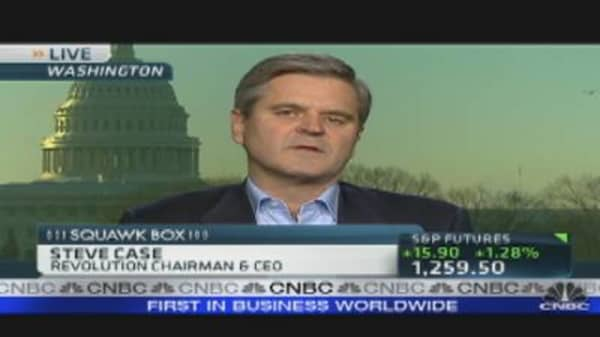 Steve Case: Making the Case for Start Ups
