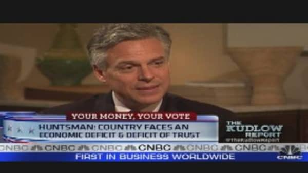 One-On-One with Jon Huntsman