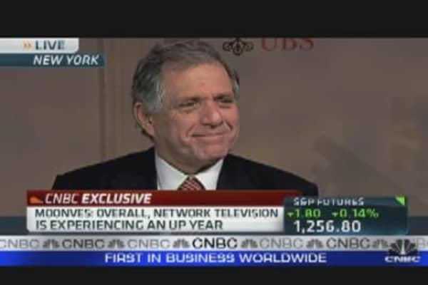 CBS CEO Talks Business
