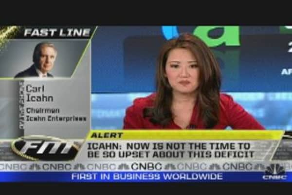 Ichan Goes Hostile on Commercial Metals