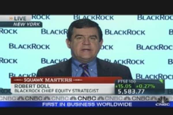 Bob Doll: The Next Market Driver