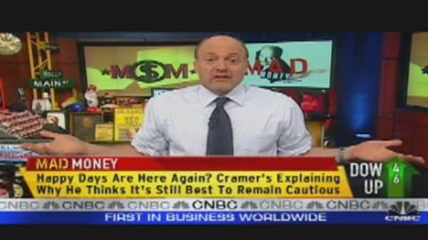 Mad Markets:The Bear-Bull Conversion