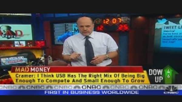 Tweet Like Mad: USB